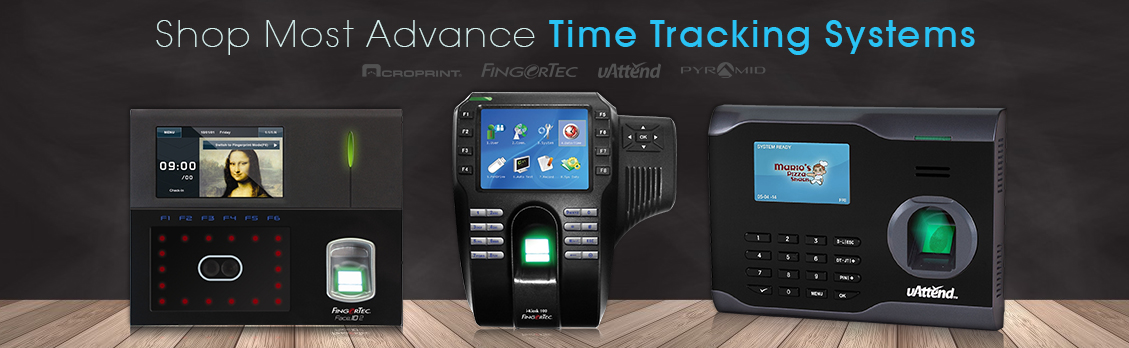 Biometric Time Clock and Attendance Systems