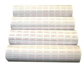 10 Rolls 10000 Pieces Price label Pricemarker Labels for MX-...