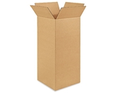 10- x 10- x 24- Tall Corrugated Boxes (Bundle of 25)