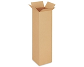 10- x 10- x 40- Tall Corrugated Boxes (Bundle of 25)