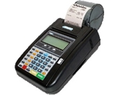 Hypercom T7 Plus 35 Key Credit Card Terminal/Printer
