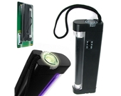 2-in-1 UV Torch Light and UV Counterfeit Money Detector [Kitchen]