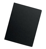 Wholesale CASE of 10 - Fellowes Futura Oversize Binding Covers-Binder Cover, Oversize, Unpunched, 25/PK, Opaque