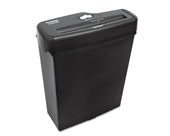 Aurora Professional Light Duty AS600SB Strip Cut Paper Shredder