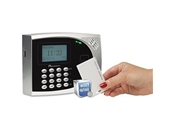 Acroprint 010249000 - timeQplus Proximity Time and Attendance System, Badges, Automated