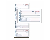 Adams Money and Rent Receipt, Carbonless, 5.25 x 11 Inches, White and Canary, 2-Parts, 200 Sets 4 per Page (DC1152)