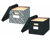 Bankers Box Letter/legal File Extra Stength 10x12x15 Decorat...