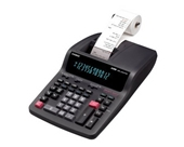 Casio DR-250TM 2-Color Professional Printing Calculator