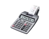 CASIO HR100TM Compact Desktop Calculator, 12-Digit LCD, Two-...