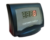 Cassida Remote Display for 6600 Series Currency Counters
