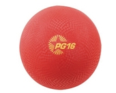 Champion Sports Playground Ball - Red - PG-PlayGround