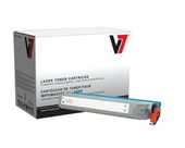 Cyan Toner Cartridge for Xerox Phaser 7300 High Yield