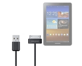 DURAGADGET Sync & Charge Cable For Samsung Galaxy TAB (P1000)