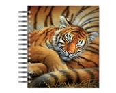 ECOeverywhere Cozy Cub Picture Photo Album, 18 Pages, Holds 72 Photos, 7.75 x 8.75 Inches, Multicolored (PA12328)
