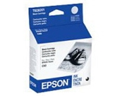 Epson T028201 Black Ink Cartridge for Epson Stylus C60