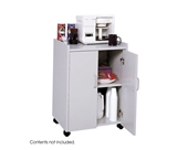 Safco 8953GR Mobile Refreshment Cart