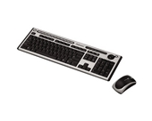 Fellowes Microban Slimline Cordless Keyboard/Mouse Combo (9893401)