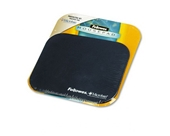"Fellowes FEL5933801 Mouse Pad - 0.18"" x 9"" x 8"" - Navy Blue"