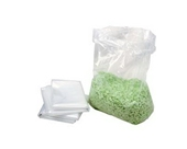 GoECOlife 15.5gal(58.5L) Clear Shredder Bags/Waste Liners GBL-1512C