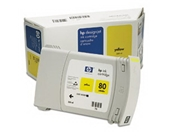 Printer Essentials for HP 80 Designjet 1050c 1050CM RM4848A Inkjet Cartridge