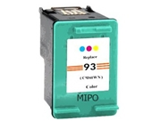 Printer Essentials for HP 93 - HP Deskjet 5440, PSC 1507/1510 - Color - RM9361 Inkjet Cartridge
