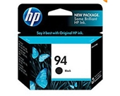 Printer Essentials for HP 94 - HP Deskjet 5440, PSC 1507/1510 - Black - RM8765 Inkjet Cartridge