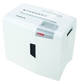 HSM HSM X5 Shredstar 5-Sheet, Cross-Cut, 4.8 gal Capacity Paper Shredder with Separate CD Slot, White