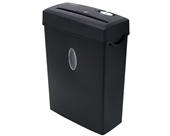 INTEK EMBASSY  TX61B 6 Sheet Cross Cut Shredder
