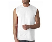 JERZEES Adult Sleeveless T-Shirt (49) [Apparel]