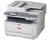 Okidata 62438601 MB461 Ethernet Monochrome Multifunction Printer