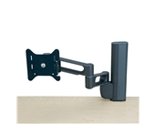 Kensington Column Mount Extended Monitor Arm with SmartFit, K60904US