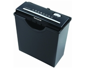 Honeywell Model 9106 Six Sheet Strip-Cut Paper Shredder