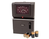Lathem 2000 Series Battery Powered Manual Time Clock