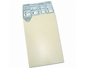Master Products 14522 Expandi-Matic Posting/Ledger Tray Metal Tab Index, Pressboard, Letter, 25/Pack