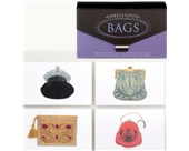 Metropolitan Museum of Art Embellished Shaped Note Cards, Handbags (MN1028)