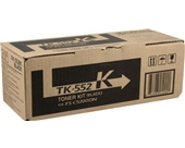 NEW Kyocera OEM Toner TK552K (BLACK) (1 Cartridge) (Color Laser Supplies)
