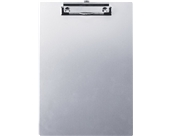 Officemate Aluminum Clipboard, Letter Size, 1 Clipboard (83211)