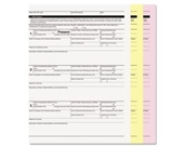 PMC59105 Digital Carbonless Paper, 8-1/2 x 11, Three-Part Rev White/Canary/Pink