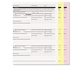 PMC59106 Digital Carbonless Paper, 8-1/2 x 11, Three-Part White/Canary/Pink