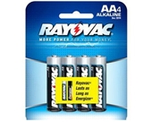 Rayovac 815-4 AA Maximum Alkaline Battery