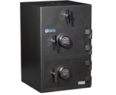 RDD-3020 Large Top Loading Dual-Door Depository Safe