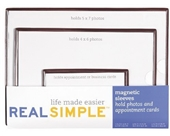 Real Simple Magnetic Sleeve, Brown (35071)