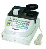 Royal 601SC Cash Register