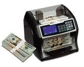 RBC4500 Electric Bill Counter with Value Counting and Counterfeit Detection BONUS Standalone Counterfeit Detector ONLY FROM ACE!