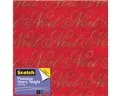 Scotch Gift Wrap, Crackle Verbiage Pattern, 25-Square Feet, ...