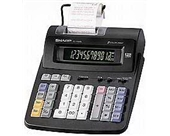 Sharp EL-1192BL 12 Digit - Desktop Print/Display Calculators