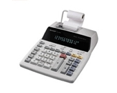 Sharp EL-1801P Portable 12-Digit 2-Color Serial Printing Calculator