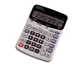 Sharp VX-2128R 12 digit calculator with a giant display