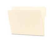 Smead End Tab File Folders Letter Size, 1/3 Cut First Tab, Manila, 100 Per Box (24135)