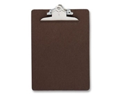 Sparco Clipboard, Brown